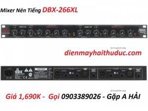 Mixer nén âm thanh DBX-266XL sản phẩm rất hay giá rẻ