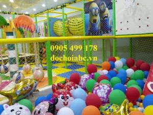 Chuyên thi công khu vui chơi trong nhà giá rẻ chất lượng cao