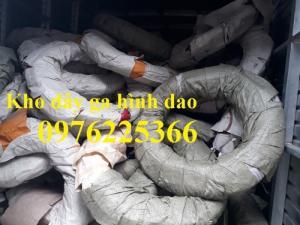 Đại lý phân phối dây thép gai hình dao, nhận ship hàng toàn quốc