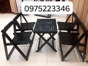 Bộ ghế gỗ đẹp rẻ và bền đẹp..