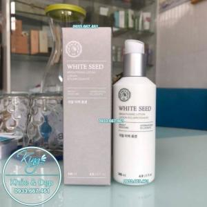 Sữa Dưỡng White Seed Brightening Lotion 145ml