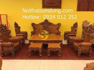 Top Sofa Hoàng Gia đẳng cấp nhất Việt Na