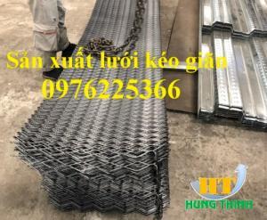 Lưới thép kéo giãn, lưới dập giãn xg19, xg20, xg21...xg41, xg42, xg43, xg44