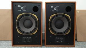 LOA TANNOY EATON 295A . MADE IN GREAT BRITAIN