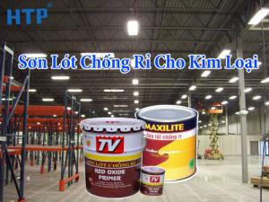 Cửa hàng bán sơn chống rỉ xám TV Galant thùng 17,5 lít giá rẻ tại TPHCM