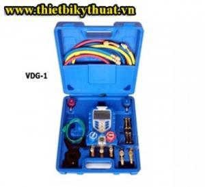 Bộ Đồng hồ nạp gas lạnh điện tử Value VDG-1 - Hàng chính hãng