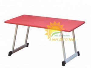 Chuyên cung cấp bàn ghế nhựa cao cấp cho bé mầm non giá rẻ, chất lượng cao