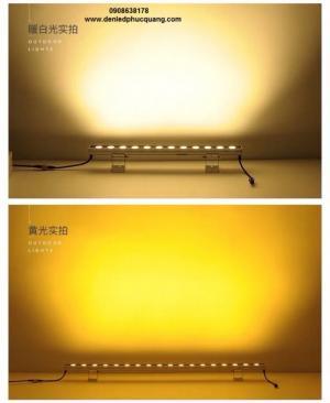 Đèn hắt tường ngoài trời 18w- 480k giá sỉ