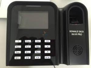 Máy chấm công Roanld Jack X 628 Pro - Lắp đặt free tặng phần mềm
