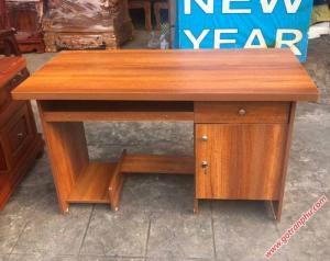 Bàn văn phòng 1m2 gỗ melamine