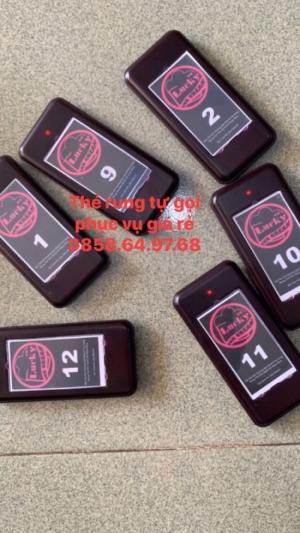 Cung cấp thẻ rung tự gọi phục vụ giá rẻ tại Đăk Mil