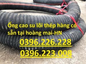 Chuyên sản xuất và phân phối ống cao su lõi thép đường kính 250