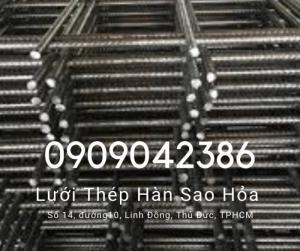Lưới thép hàn mạ kẽm -Lưới thép hàn TPHCM - Lưới thép Hàn Sao Hỏa