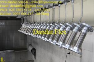 2020-05-26 14:10:03  6  Flexible hose - Khớp nối mềm bằng inox,khớp nối chống rung,khớp nối giảm chấn 231,000