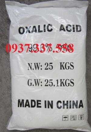 2020-05-26 14:12:55 Acid Oxalic, Axit Oxalic tại Đồng Nai, Bình Dương, Vũng Tàu, Sài Gòn. 15,500