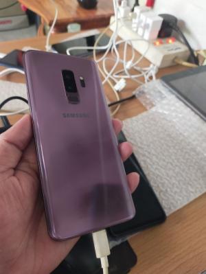 Samsung S9 plus chính hãng cty SSVN zin đẹp 99%