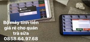 2020-05-26 17:09:24  1  Lắp đặt trọn bộ máy tính tiền giá rẻ cho quán trà sữa tại Đăk Mil 100,000