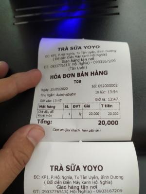 2020-05-26 17:09:24  4  Lắp đặt trọn bộ máy tính tiền giá rẻ cho quán trà sữa tại Đăk Mil 100,000