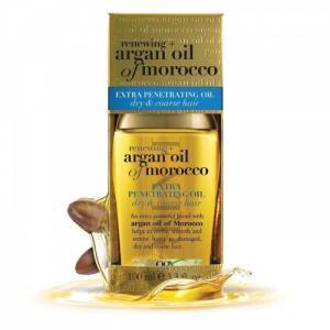 Dưỡng tóc từ tinh dầu Argan