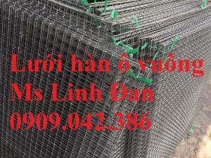 Lưới thép hàn mẹ kẽm phi 1, 2, 3, lưới thép hàn ô vuông, lưới thép hàn