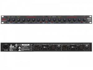Mixer nén tiếng DBX-166XL chống hú rít nhiều Micro phát cùng lúc
