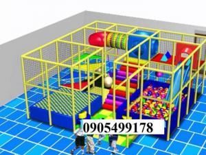 Thiết kế khu vui chơi liên hoàn tại đà nẵng