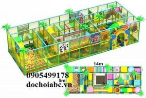 Thiết kế khu vui chơi liên hoàn tại quảng nam