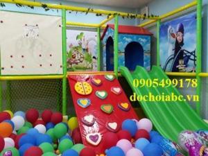 Chuyên thi công thiết kế khu vui chơi cho trẻ mẫu giáotại quảng ngãi