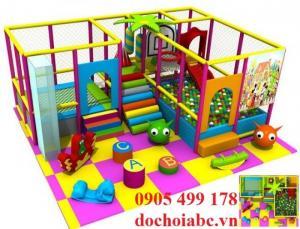 Chuyên thi công khu vui chơi mầm non cho các trường và các khu vui chơi
