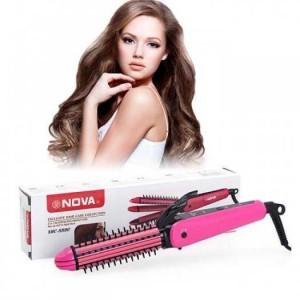 Lược điện tạo kiểu tóc 3 in 1 Nova