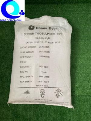 Mua bán Sodium Thiosulfate, chất khử chlorin Mua bán Hóa chất Na2S2O3 99%