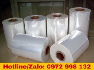 Cung cấp màng co POF  nhập khẩu đầy đủ kích thước | Cty Hưng Thịnh | 0972 998