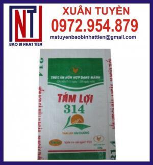 Bao bì thức ăn gia súc chất lượng cao