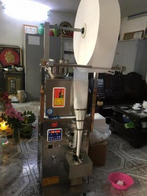 Máy đóng gói trà túi lọc bán tự động