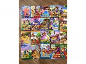 Combo 20 cuốn truyện tranh cho bé