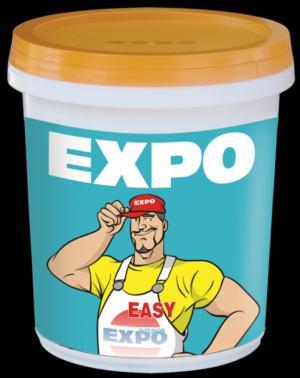 Sơn nước nội thất expo easy dễ lau chùi thùng 18 lít giá rẻ tại TPHCM