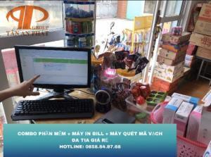 Combo phần mềm giá rẻ cho cửa hàng bách hóa tại Đăk Mil