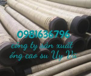 Ống cao su bố vải Ống cao su bố vải chịu nhiệt ống cao su dẫn nước, dẫn hơi, dẫn dầu...