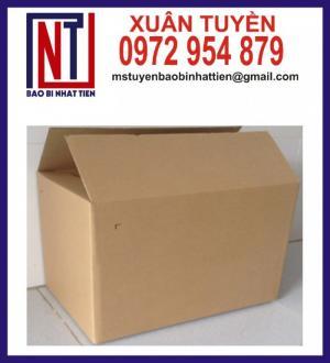 Chuyên cung cấp thùng carton