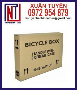 Thùng carton in flexo, cung cấp thùng carton số lượng ít