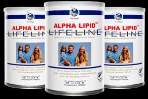 Sữa non Alpha Lipid Lifeline 450g - [CHÍNH HÃNG NEW ZEALAND]
