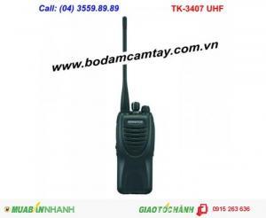 Bộ đàm cầm tay Kenwood TK-3407 (UHF)