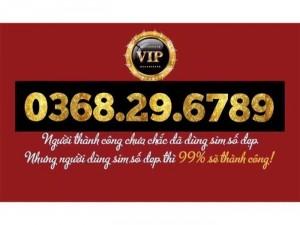 Bán siêu sim Tam Bát Cửu 0389896789 giá cực yêu.