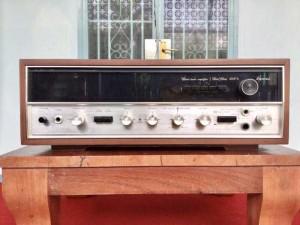 Tân Audio Biên Hoà Amply Sansui 5000X power nhả (máy Đẹp xs zin nguyên bản )