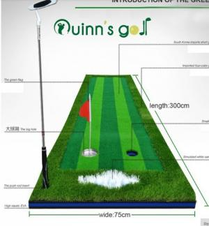 Putting green 0.75m x3m