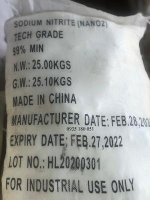 NaNO2 - Sosdium Nitrite 99% (inbox)