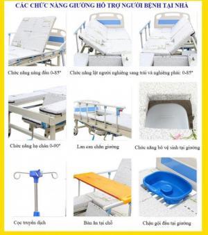 Top 5 giường bệnh nhân đa năng chăm sóc tại nhà được ưa dùng