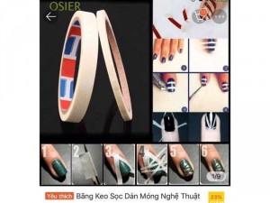 Combo nail