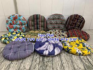Nệm ngồi 45x7cm, đệm ngồi bệt, nệm lót ngồi, đệm gối sofa các loại...