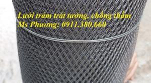 Lưới trám trát tường dây 0.4ly, ô 6x12, ô 10x20, hàng có sẵn